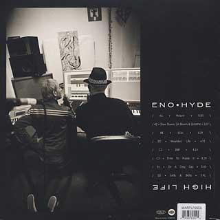 Eno & Hyde / High Life back