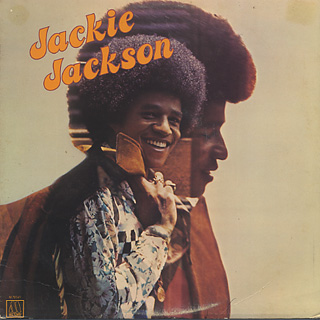 Jackie Jackson / S.T. front
