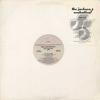 Jackson 5 / It's Your Thing label