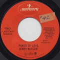 Jerry Butler / Power Of Love c/w What Do You Do On A Sunday Afternoon