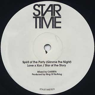 Kon / Spirit Of The Party(Gimme The Night)