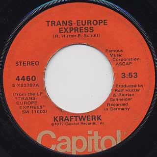 Kraftwerk / Trans-Europe Express(45)