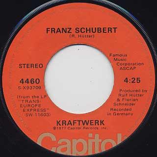 Kraftwerk / Trans-Europe Express(45) back