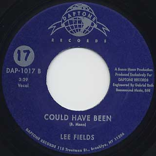 Lee Fields / You Don't Know What You Mean back
