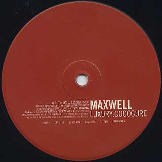 Maxwell / Luxury Cococure label