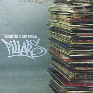 MindsOne & Kev Brown / Pillars front