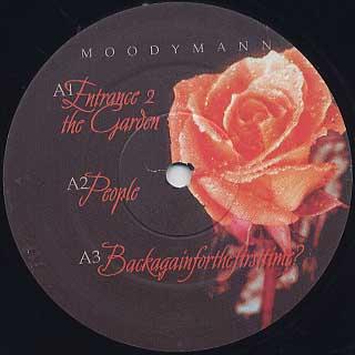 Moodymann / Silence In The Secret Garden(2LP) label