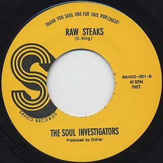 Nicole Willis & Soul Investigators / You Better Change back