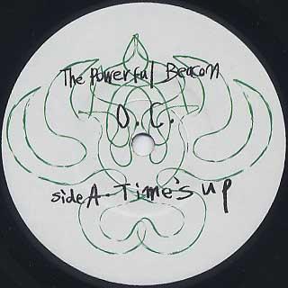 O.C. / Time's Up(Samon Kawamura Remix) label