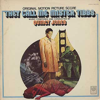 O.S.T.(Quincy Jones) / They Call Me Mister Tibbs
