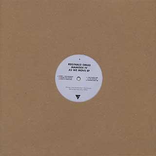 Reginald Omas Mamode IV / As We Move EP
