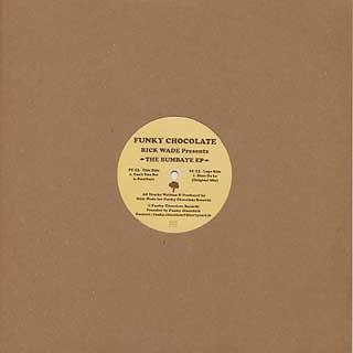 Rick Wade / The Bumbaye EP label