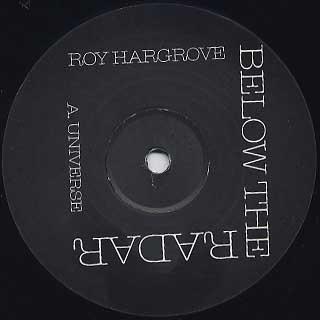 Roy Hargrove / Universe