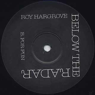 Roy Hargrove / Universe back