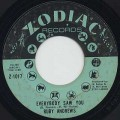 Ruby Andrews / Everybody Saw You c/w Can You Get Away