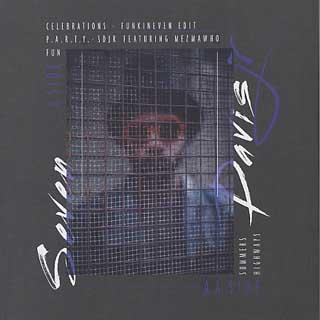 Seven Davis Jr. / P.A.R.T.Y. back