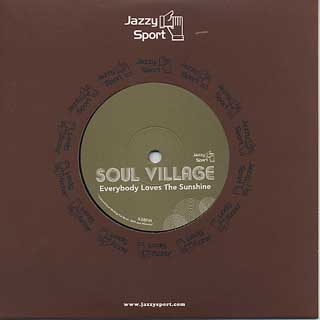 Soul Village / Everybody Loves The Sunshine front