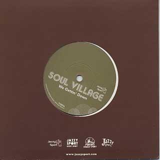 Soul Village / Everybody Loves The Sunshine back
