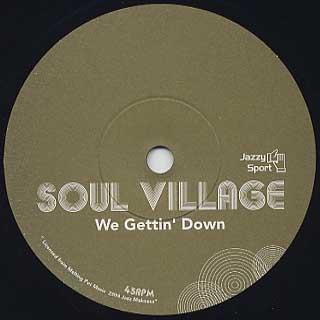 Soul Village / Everybody Loves The Sunshine label