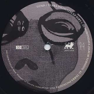 UCND / Terra Incognita EP back