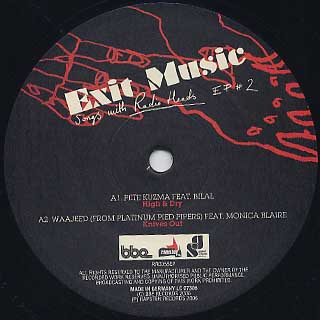 V.A. / Exit Music Songs With Radio Heads. EP#2 label