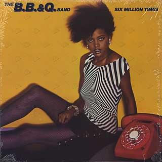 B.B.&Q. Band / Six Million Times