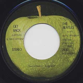 Beatles / Get Back