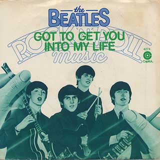 Beatles / Got To Get You Into My Life