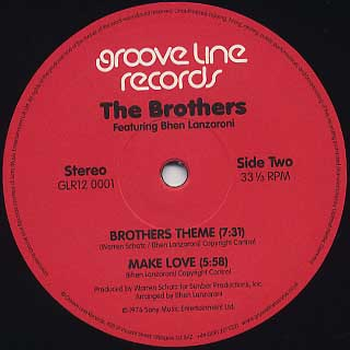 Brothers / Under The Skin label