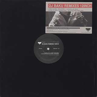 DJ Baku / Remixes 12inch