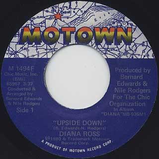 Diana Ross / Upside Down