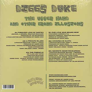 Diggs Duke / The Upper Hand and Other Erand Illusions back
