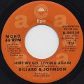 Dillard & Johnson / Here We Go, Loving Again