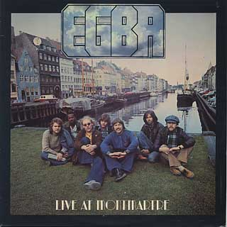 EGBA / Live At Montmartre