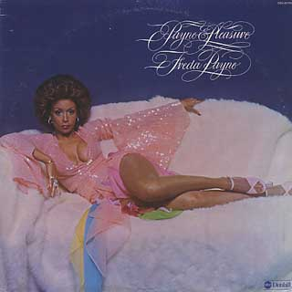 Freda Payne / Payne And Pleasure front