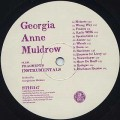 Georgia Anne Muldrow / Fragments Instrumentals