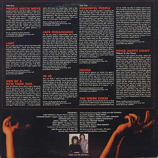 Gino Vannelli / Powerful People back