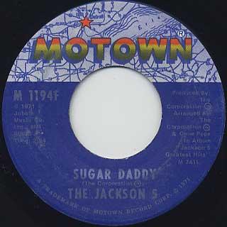Jackson 5 / Sugar Daddy