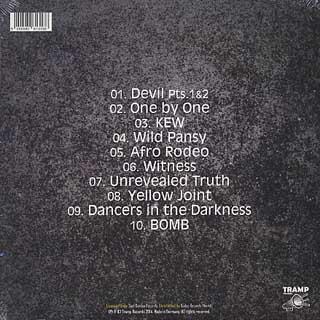 JariBu Afrobeat Arkestra / S.T. back