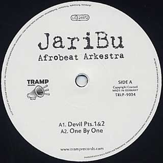 JariBu Afrobeat Arkestra / S.T. label