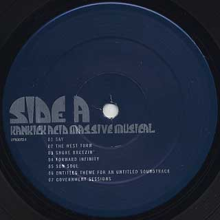 Kankick / Acid Massive Musical(Part I) label