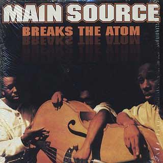 Main Source / Breaks The Atom