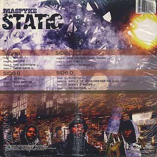 Maspyke / Static back