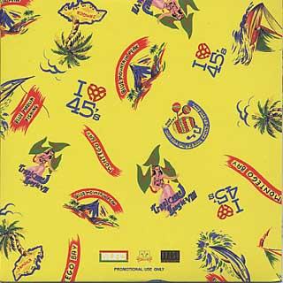 Muro / Tropicoool Boogie IX back