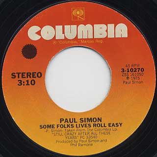 Paul Simon / 50 Ways To Leave Your Lover back
