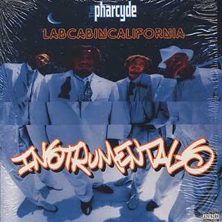 Pharcyde / Labcabincalifornia Instrumentals
