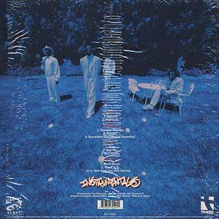 Pharcyde / Labcabincalifornia Instrumentals back