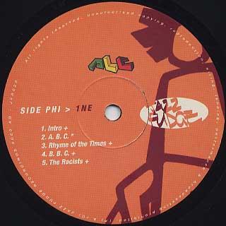 Phi-Life Cypher / Millennium Metaphors label