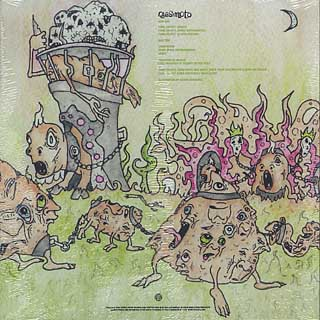 Quasimoto / Come On Feet back