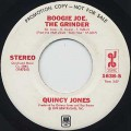 Quincy Jones / Boogie Joe, The Grinder